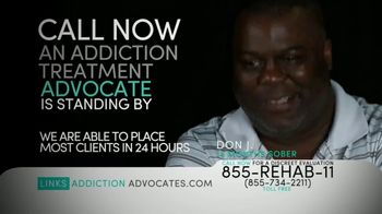 Links Addiction Advocates TV Spot, 'Addiction' - Thumbnail 8