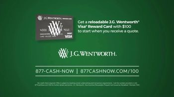 J.G. Wentworth Reward Card TV Spot, 'Public Transportation' - Thumbnail 10
