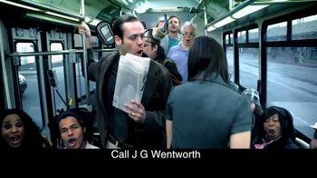 J.G. Wentworth Reward Card TV Spot, 'Public Transportation' - Thumbnail 3