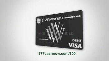 J.G. Wentworth Reward Card TV Spot, 'Public Transportation' - Thumbnail 4