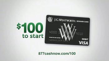 J.G. Wentworth Reward Card TV Spot, 'Public Transportation' - Thumbnail 6