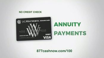 J.G. Wentworth Reward Card TV Spot, 'Public Transportation' - Thumbnail 7