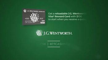 J.G. Wentworth Reward Card TV Spot, 'Public Transportation' - Thumbnail 9