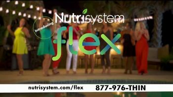 Nutrisystem Flex TV Spot, 'Satisfied Customers'