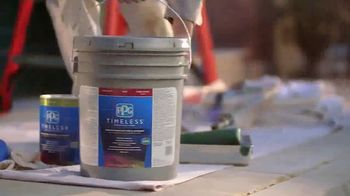 The Home Depot TV Spot, 'The Benchmark: PPG Timeless' - Thumbnail 3