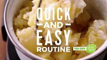 HelloFresh TV Spot, 'Quick and Easy Routine' - Thumbnail 5