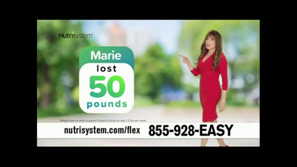 Nutrisystem Flex TV Commercial, 'Learn to Maintain a Healthy Weight'