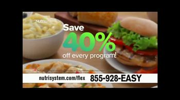 Nutrisystem Flex TV Spot, 'Learn to Maintain a Healthy Weight' - Thumbnail 6
