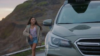 2018 Subaru Outback TV Spot, 'Never Too Early' Song by Julie Doiron [T1] - Thumbnail 9