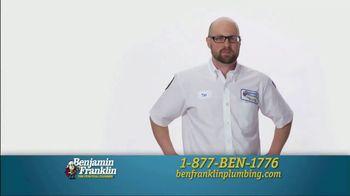 Benjamin Franklin Plumbing TV Spot, 'Slow or Clogged Drain?' - Thumbnail 2
