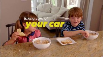 Meineke Car Care Centers Basic Oil Change TV Spot, 'Lunchbox: Save $5' - Thumbnail 4