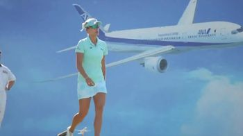All Nippon Airways TV Spot, 'LPGA: Inspiring Every Journey' - Thumbnail 1
