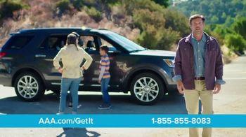 AAA TV Spot, 'Get It' - Thumbnail 1