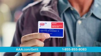 AAA TV Spot, 'Get It' - Thumbnail 2