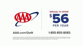 AAA TV Spot, 'Get It' - Thumbnail 5