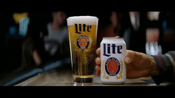 Miller Lite TV Spot, 'Pour Over' - Thumbnail 8