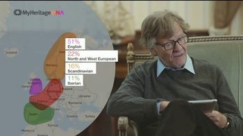 MyHeritage DNA TV Spot, 'Lost Relatives' - Thumbnail 4