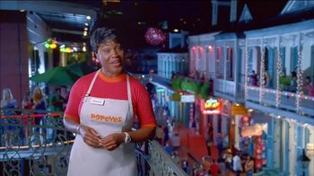 Popeyes $4 Wicked Good Deal TV Spot, 'Perfect for Dipping' - 2602 commercial airings