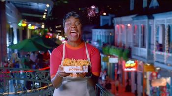 Popeyes $4 Wicked Good Deal TV Spot, 'Perfect for Dipping' - Thumbnail 10