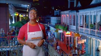 Popeyes $4 Wicked Good Deal TV Spot, 'Perfect for Dipping' - Thumbnail 2