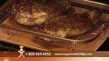 Copper Chef Grill Mat TV Spot, 'Makes Grilling Easier' - Thumbnail 10