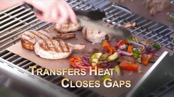 Copper Chef Grill Mat TV Spot, 'Makes Grilling Easier' - Thumbnail 4