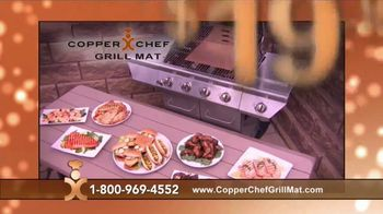 Copper Chef Grill Mat TV Spot, 'Makes Grilling Easier' - Thumbnail 7