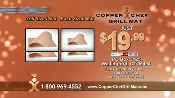 Copper Chef Grill Mat TV Spot, 'Makes Grilling Easier' - Thumbnail 8