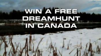 2018 Buckmasters Canada Dreamhunt TV Spot, 'Chance to Win' - Thumbnail 3
