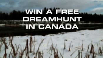 2018 Buckmasters Canada Dreamhunt TV Spot, 'Chance to Win'