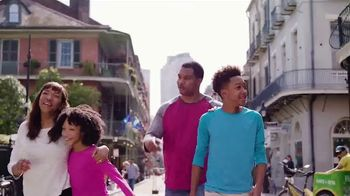 New Orleans Tourism TV Spot, 'One Time: Family' - Thumbnail 4