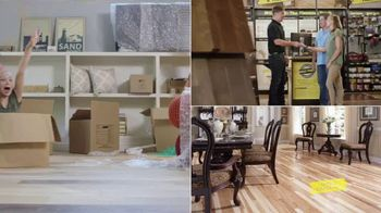 Lumber Liquidators End of Quarter Clearance TV Spot, 'Style, Beauty, Value' - Thumbnail 5
