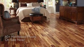 Lumber Liquidators End of Quarter Clearance TV Spot, 'Style, Beauty, Value' - Thumbnail 7