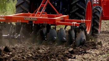 Kubota Bring on Spring Event TV Spot, 'L2501 HST Tractors' - Thumbnail 2