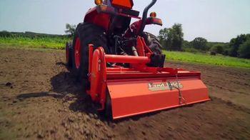 Kubota Bring on Spring Event TV Spot, 'L2501 HST Tractors' - Thumbnail 5