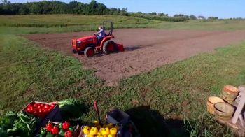 Kubota Bring on Spring Event TV Spot, 'L2501 HST Tractors' - Thumbnail 6