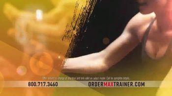 Bowflex Get Summer Fit Sale TV Spot, 'Max Trainer: 14-Minute Workout' - Thumbnail 5