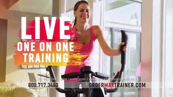 Bowflex Get Summer Fit Sale TV Spot, 'Max Trainer: 14-Minute Workout' - Thumbnail 6