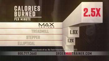 Bowflex Get Summer Fit Sale TV Spot, 'Max Trainer: 14-Minute Workout' - Thumbnail 9