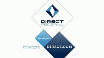 Direct Federal TV Spot, '2018 Free HUB Checking' - Thumbnail 4