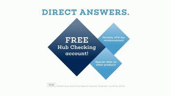 Direct Federal TV Spot, '2018 Free HUB Checking' - Thumbnail 3