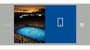 Tennis Channel App TV Spot, 'Easy to See' - Thumbnail 5