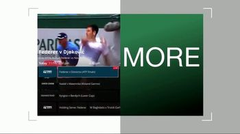 Tennis Channel App TV Spot, 'Easy to See' - Thumbnail 7