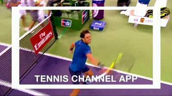 Tennis Channel App TV Spot, 'Easy to See' - Thumbnail 9
