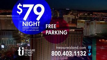 Treasure Island Hotel & Casino TV Spot, 'Heart of the Strip'