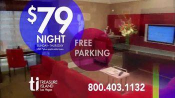 Treasure Island Hotel & Casino TV Spot, 'Heart of the Strip' - Thumbnail 3