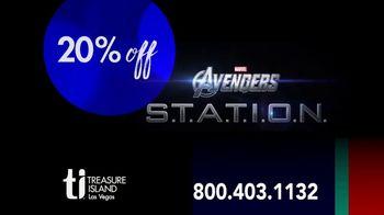 Treasure Island Hotel & Casino TV Spot, 'Heart of the Strip' - Thumbnail 7