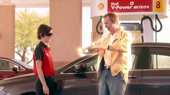 Shell Fuel Rewards Program TV Spot, 'Super Speed'