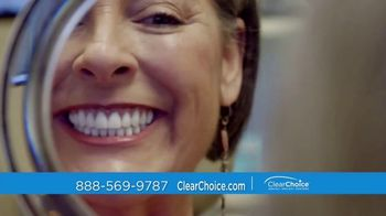 ClearChoice TV Spot, 'Larry's Story' - Thumbnail 10