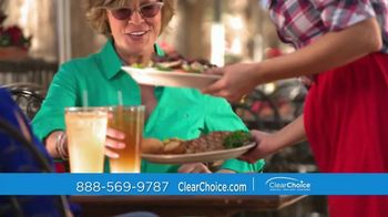 ClearChoice TV Spot, 'Larry's Story' - Thumbnail 4
